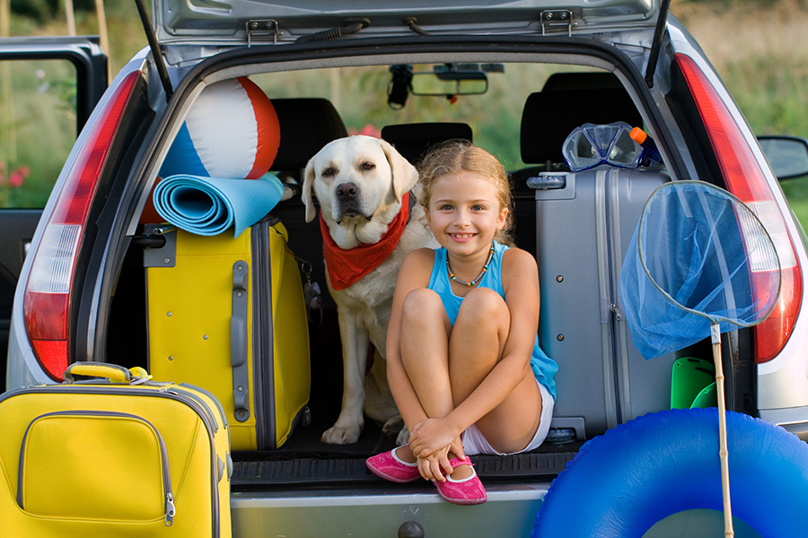 Top tips for a long car journey