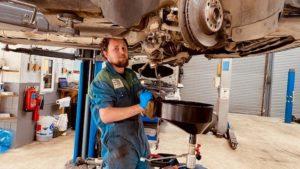 Ryan - New team member at Crescent Motors in Burton
