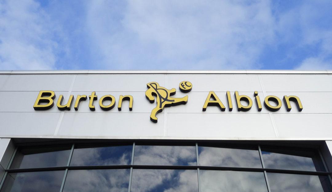Crescent Motors see Burton Albion's win over Portsmouth